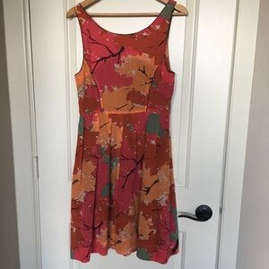 Anthropologie Dresses - Anthropologie brand We Love Vera silk dress sz 8